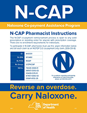 N-CAP Pharmacist Instructions