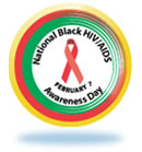Logo for National Black HIV/AIDS Awareness Day