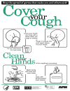 Cover Your Cough - Preventing the Flu - Centers for Disease Control and Prevention