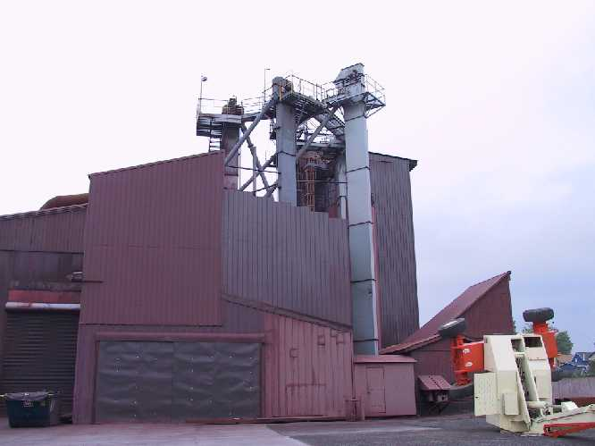 picture of bucket elevator