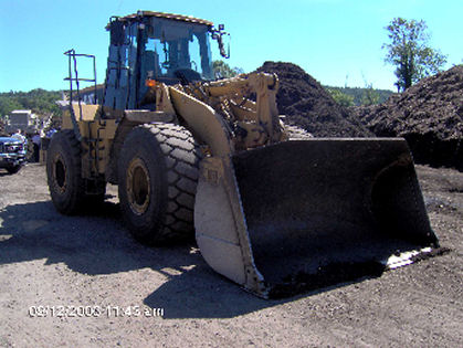 picture of The front-end loader