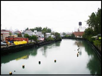 picture of Gowanus Canal