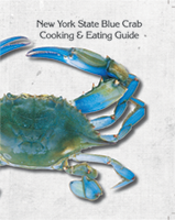 Link to view NYS Blue Crab Cooking and Eating Guide