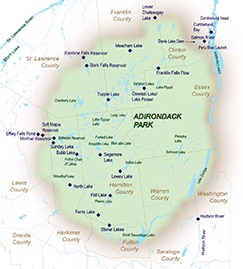 Adirondack Region Fish Advisories