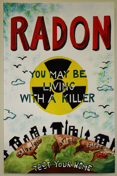 New York State Radon Poster Contest