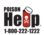 Call Poisoning Control, 1-800-222-1222
