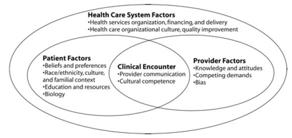 Health Care System Factors