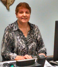 Marilyn Bonfiglio, Fiscal Administrative Officer