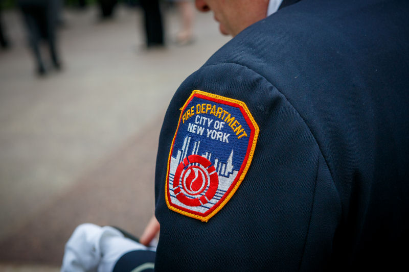 Image of Fire Department City of New York patch
